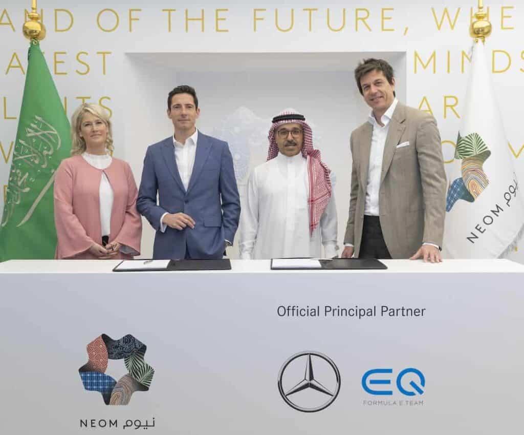 Formula 1 Grand Prix in Saudi Arabia